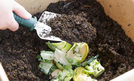 生ゴミ処理家庭用コンポスト「家堆粉(かたいこ)」