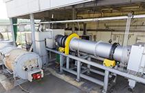 連続式炭化装置「Carbon Hero」