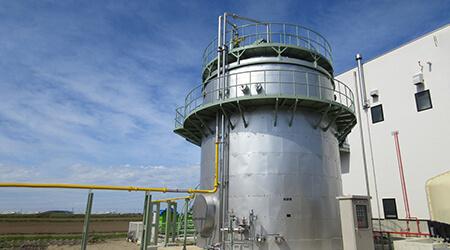 下水道事業における低炭素・循環型社会の構築へ。