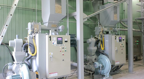 Rice Husk Expansion softening equipment