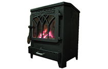 "Charcoal/wood Stove ""Domone"""